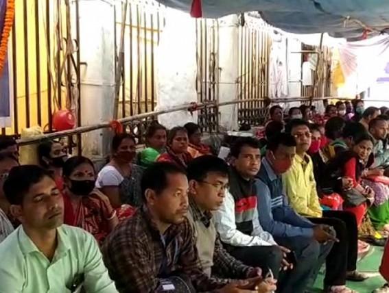 10323 Teachers JMC's protest falls on Day 36