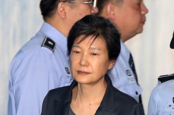 Ex-S.Korean President's 20-year prison sentence upheld