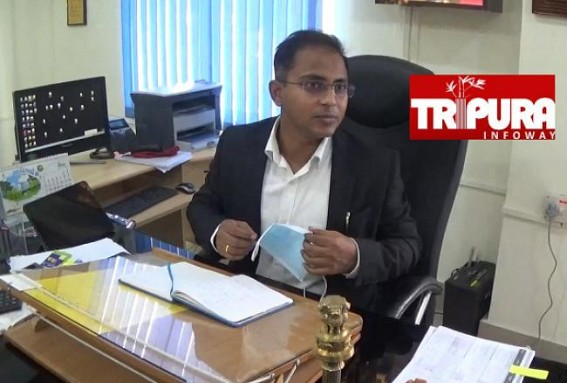 COVID-19 Vaccination to start in Tripura's 17 sites from Jan 16 along with the whole nation