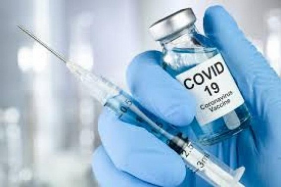 Tripura kicks off COVID 19 vaccination drive along with the whole nation today