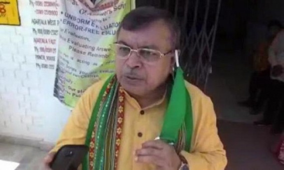 Poor infrastructure, Teachers' crisis hit rural areas' Education system in Tripura amid decorative speeches of Ministers