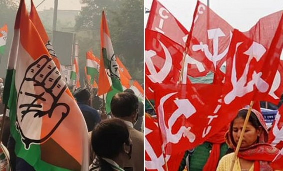 Congress, Left to formalise seat sharing in Bengal by Jan 31