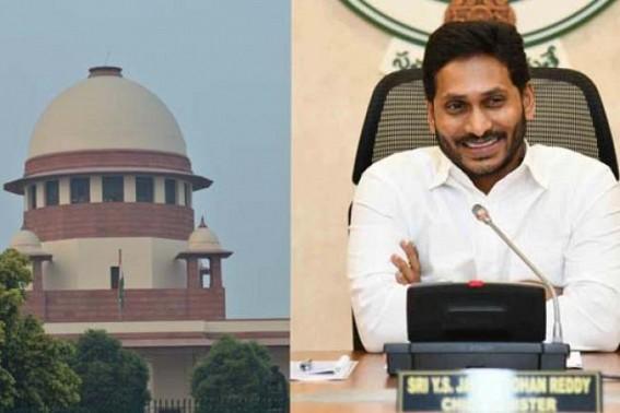 Andhra govt petitions SC to defer Panchayat polls