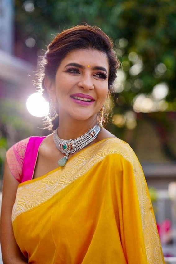 Lakshmi Manchu: Drew from real people to create my role in 'Pitta Kathalu'
