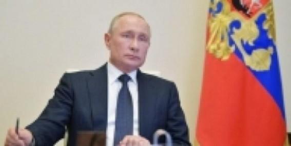Russia foils 72 terror crimes in 2020: Putin