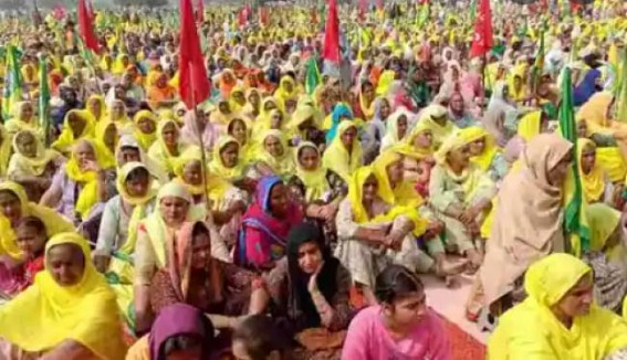 Farmers announce series of Mahapanchayats in March