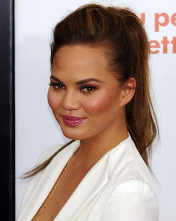 Chrissy Teigen features in 'March issue of nothing magazine'