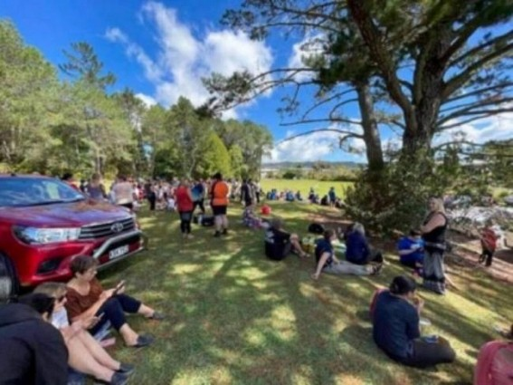 6.1-magnitude aftershock jolts NZ