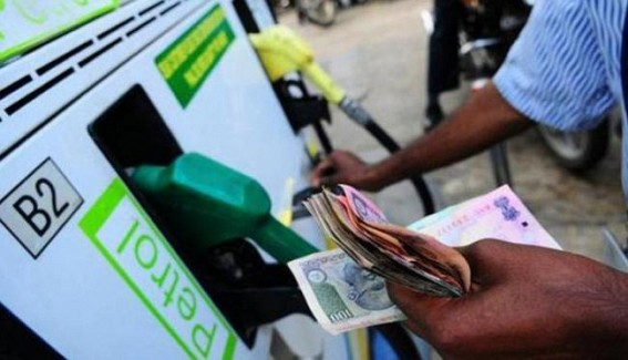 Fuel prices fall on sharp decline in global rates(