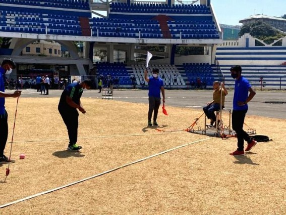 Para-athletes face harrowing time after last-minute change of venue