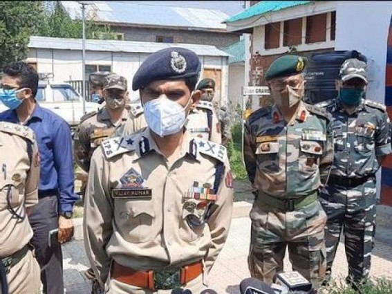 Don't carry live coverage of encounter sites: J&K Police
