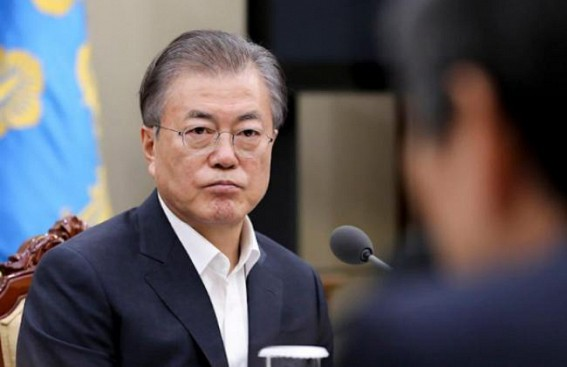It is time to consider ban on dogs as food: S.Korean Prez