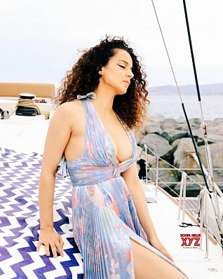 Kangana accuses Twitter of shadow banning her account(