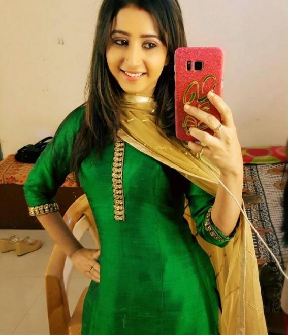 Sana Amin Sheikh on dressing up as 'Nisha' from 'Dil Toh Pagal Hai'