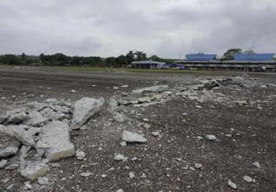 5.7-magnitude earthquake jolts Manila