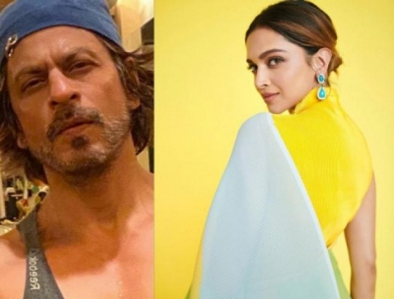 SRK, Deepika head to Mallorca to shoot a song for 'Pathan'