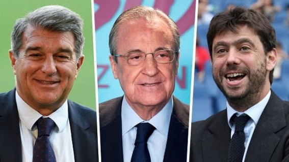 UEFA to appeal to punish Barca, Real Madrid and Juventus