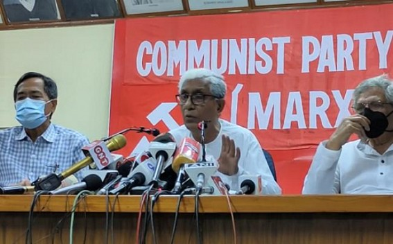 'Tripura is now Perhaps Out of India as the Constitution of India does not work in Tripura Anymore' : Manik Sarkar slams Central Govt for 'No Roleplay' to Curb Tripura BJP Violence