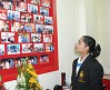 TIWN felicitates Dipa Karmakar on August 6, 2014