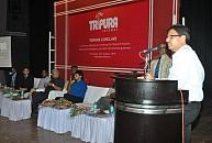 Tripura Conclave 2015  Agartala Aug 6