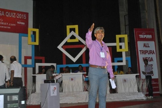 All Tripura Mega Quiz 2015  Agartala Aug 9