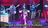 Singer Lopamudra.Kolkata at TIWN 5th January Inauguration